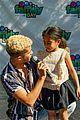 sofia carson jordan fisher la family day 38