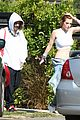 bella thorne busts a move with mod sun outside dance studio 09