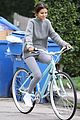 justin bieber selena gomez bike ride together 12