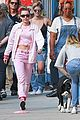miley cyrus looks beautiful in blue during venice beach shoot 07