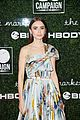 lily collins natural beauty look go gala milo manheim 07