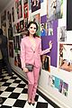 laura marano mystery guy pink suit wmag celebration 05