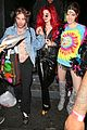 bella thorne debuts bright red hair 05