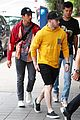 nick jonas meets up with brother joe in australia 25