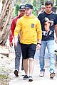 nick jonas meets up with brother joe in australia 33