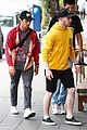 nick jonas meets up with brother joe in australia 57