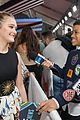 lonnie chavis hannah ziele and parker bates bring this is us to kids choice awards 2018 27