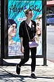 elle fanning is all smiles for ice cream date with male friend 15