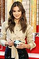 hailee steinfeld cereal day performance 02