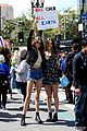 kendall jenner hailey baldwin march for our lives 07