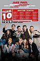 team 10 tour date announcement 10