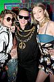 gigi hadid cardi b take over the dj booth at moschino coachella party 03