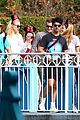 joe jonas and sophie turner get soaked at disneyland 18