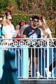 joe jonas and sophie turner get soaked at disneyland 30