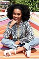 yara shahidi gets festival ready at tevas styling suite 11