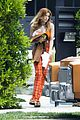 bella thorne wears 70s inspired outfit 02