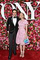 zoey deutch tavi gevinson look so pretty at tony awards 07