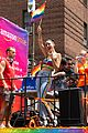 victoria justice shows her colors at nyc pride parade 2018 01