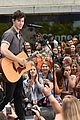 shawn mendes today show 10