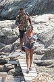 leigh anne pinnock and boyfriend andre gray enjoy mykonos vacation 01