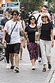 joe jonas sophie turner spend the day with their moms in nyc 02