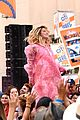 julia michaels performs issues on today show in nyc 06
