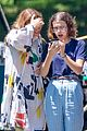 millie bobby brown sadie sink stranger things set 07