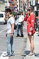 joe jonas rides scooter around nyc with sophie turner on his birthday 03