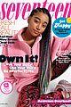 amandla stenberg seventeen magazine cover 01