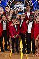 dwtsjrs red performance full cast promo pics 10
