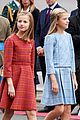 princess leonor right father military parade spain 04