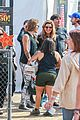 patrick schwarzenegger wraps arms around friend while out with maria and christina06