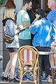 vanessa hudgens ashley tisdale aroma lunch date 01