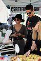 sarah hyland wells adams farmers market 27