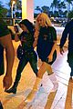 kylie jenner jordyn woods night out miami 14