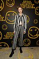 gigi hadid and kaia gerber stun in stripes at marc jacobs madison store opening 07