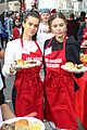amelia delilah hamlin volunteer to dish out holiday meals 06