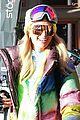 sofia richie paris hilton hit the aspen slopes together 04
