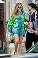 miley cyrus gets colorful in miami 02