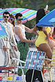 the jonas brothers throw huge beach party for music video in miami 23