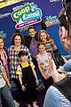 coop cami ask world cast disney channel fan fest 22