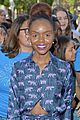 ashleigh murray hayley law support charles melton sun premiere 05