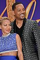 will smith is joined by his family at aladdin premiere 14