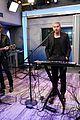 5sos guys talk fans songs siriusxm stop 10