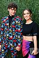 brett dier batman suit haley lu richardson mtv movie tv awards 10