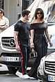 nick jonas priyanka chopra mom dinner paris flight avignon 02