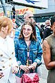 millie bobby brown hangs with spice girls at formula one race 02