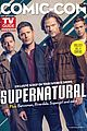 riverdale cast cover special comic con issue of tv guide magazine 02