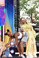 sabrina carpenter takes over good morning americas summer concert series 18