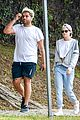 kristen stewart hangs out with girlfriend stella maxwell in la 01